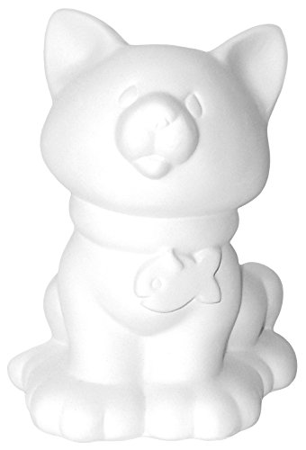 Cats Rule - Paint Your Own Ceramic Keepsake Unpainted Ceramic Figures
