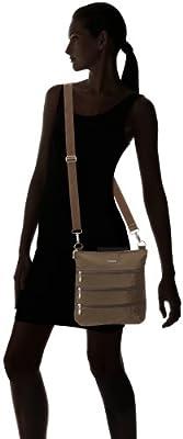 Baggallini Big Zipper Crossbody Bag