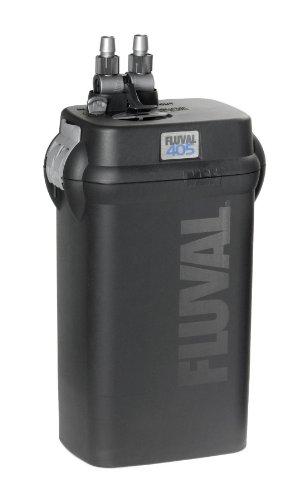 Fluval 405 External Canister Filter - 110V, 340 gallons per - 405 Fluval
