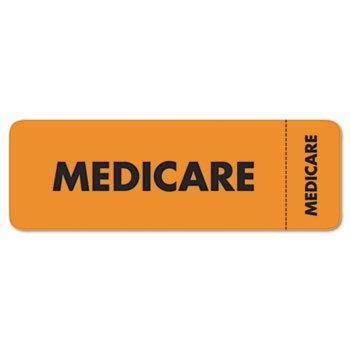 UPC 999992227864, TAB03080 - Tabbies Medical Labels for Medicare
