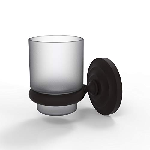 Allied Brass PQN-64-ORB Wall Mounted Votive Candle Holder, Oil Rubbed Bronze (Votive Wall)