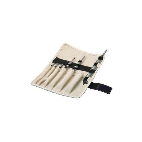 ジェフコム:木工ドリルセット 6本セット(ソフトケース付) 型式:DGS-1024 B00D5N7KMU