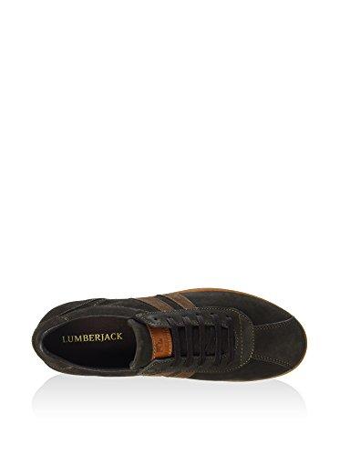 Lumberjack SM16905-001 Sneakers Hombre Marrón