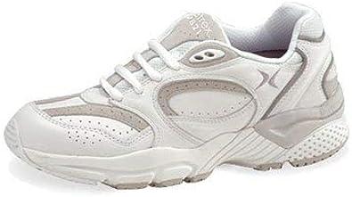 Athletic Shoe Leather lace-up | Walking