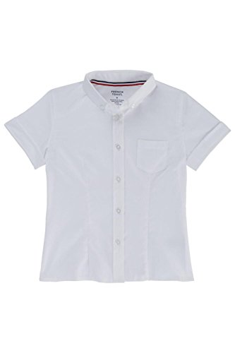 French Toast Sleeve Oxford Princess