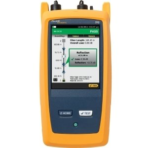 Fluke Networks OptiFiber Pro Multimode OTDR Kit with 1 Year of Gold Support Coverage - OFP-100-M/GLD