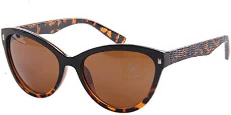 SojoS Fashion Cat Eye Shape Pins Polka Dots Women Ladies Sunglasses Cateyes Glasses