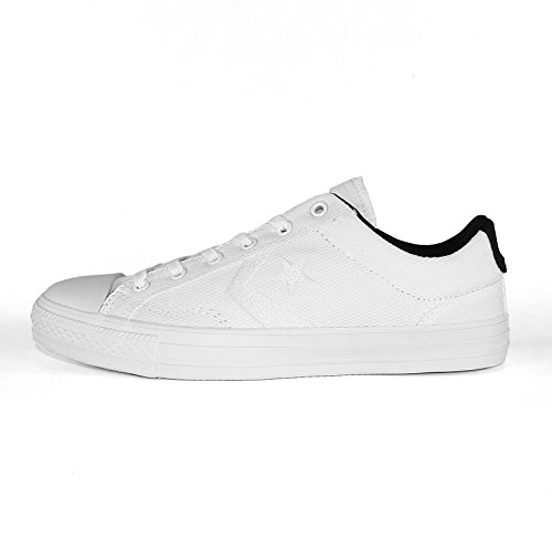 Converse Unisex Star Player (Converse Unisex White Star Player Oxford All White)