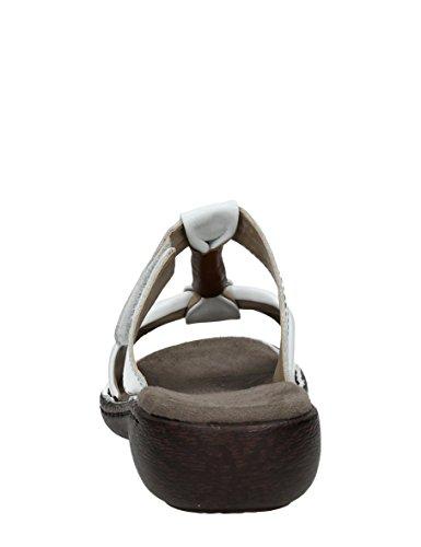 Weiss Marrone Modo Blu Delle 08 Jenny Fashion Blue Sandals 08 Marrone Di Jenny Women's Donne Weiss Sandali A6w8aa