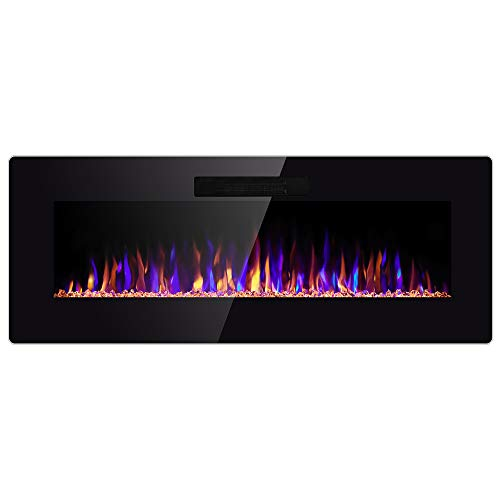 42 electric wall fireplace - 1
