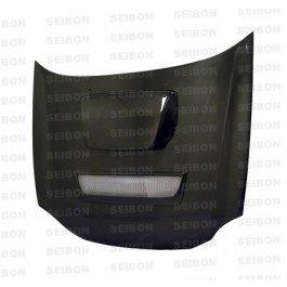 Seibon Carbon Fiber RC-Style Hood Subaru WRX 02-03
