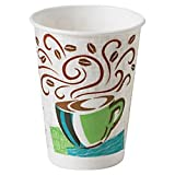 Dixie PerfecTouch Hot Cups, 16 Oz, Pack Of 50