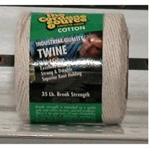 Cc1805-Wa #18/400' Ball Cotton Cable Cord by Cordage Source