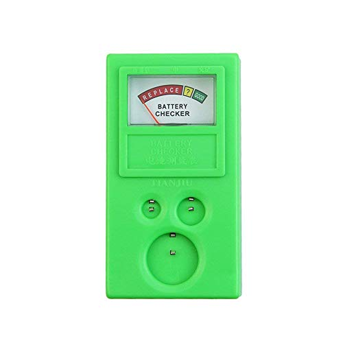 Button Cell Battery Checker