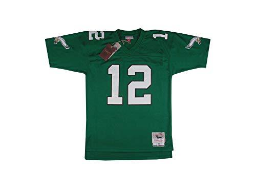 Randall Cunningham Philadelphia Eagles Mitchell & Ness Throwback Jersey - Green
