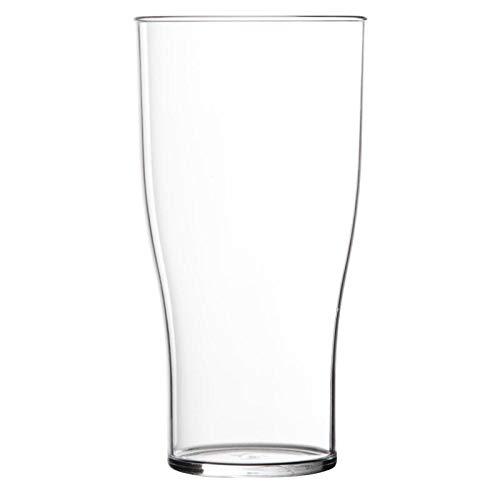 BBP CB779poliestireno cerveza cristal, 285ml (48unidades) Non Branded 7598