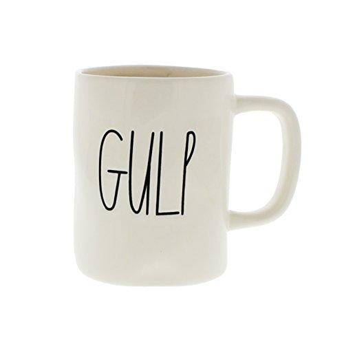 Rae Dunn by Magenta GULP Ceramic LL Coffee Mug