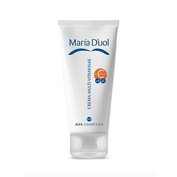 Crema Multi-Vitaminas María Duol: Amazon.es: Belleza