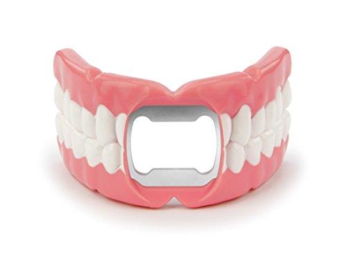 Barbuzzo Denture Bottle Opener Pink product image