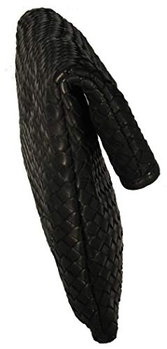 Woven in Robert Fold Leather Over Women's 'Joyce' Glove Zur Clutch YpY0qwB