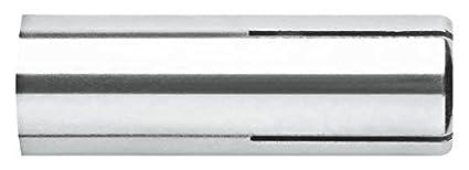 Anclaje hembra con cono interior para grandes cargas INDEX Fixing Systems HENOM12 di/ámetro de 15 mm M12 x 50 mm Zincado 50 /Ø15 HE-NO Set Piezas