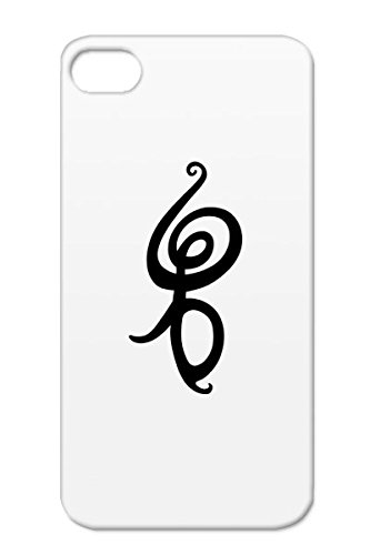 Amazon Tpu Black For Iphone 4s Hakuna Matata African Symbol
