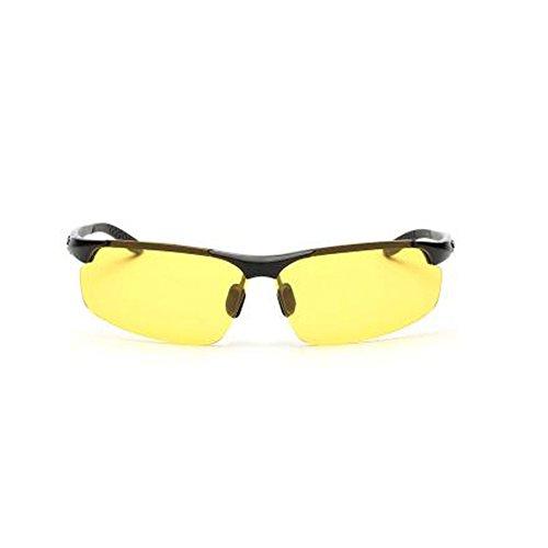 Hombres Gafas UV Conducción de de Color Sol Retro DT de 7 Ronda Cara Hombres Conducción 7 Gafas polarizadas Sol Gafas PpBxAwIaAq