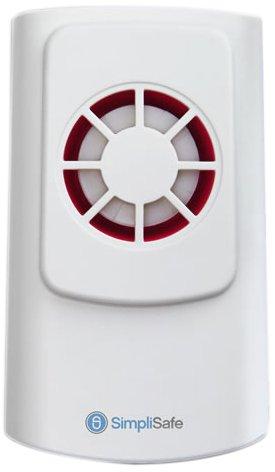 simplisafe ssws1 wireless siren import it all. Black Bedroom Furniture Sets. Home Design Ideas