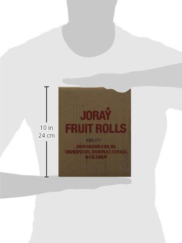 Joray Fruit Roll, Grape, 1-Ounce Units (Pack of 48) by Joray (Image #5)