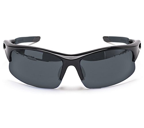 Unisex Polarized Sports Sunglasses for Men Womens Cycling Running Driving Fishing Golf Baseball Glasses - Best Glasses Sports