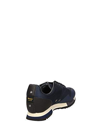 Detroit Blauer Navy 01 8FDETROIT01 MES RUddgqn