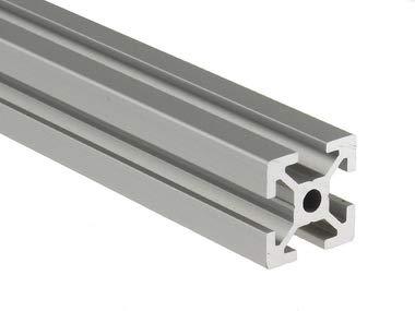 Linear Rails 2020 Aluminum Extrusion for MendelMax 2.0
