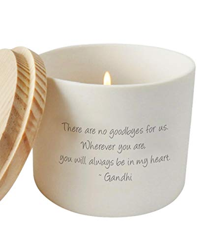 Cherished Memorial Candle Holder | Sympathy Gift | Thinking of You | Bereavement Gift for Loss of Loved One ()