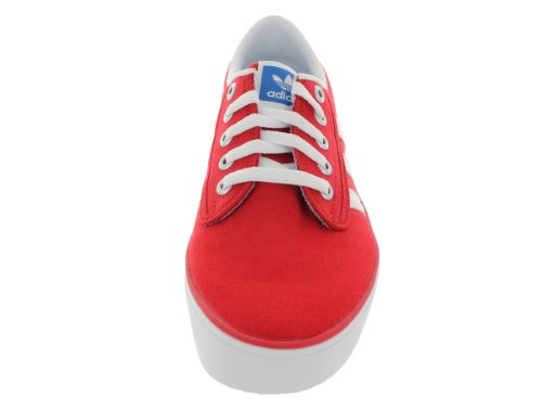 Adidas Performance Heren Kiel Skate Schoenen College Rood / Running White / Bluebird