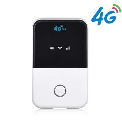 QWER 4g WiFi Router Mini Router 3g 4g LTE Inalámbrico de ...