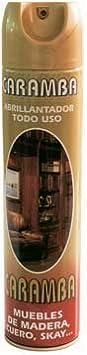 Caramba - Limpiador abrillantador aeros caramba 750 ml