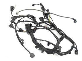 31qqexcb8vL amazon com mercedes w203 c230 (03 05) engine wiring harness mercedes engine wiring harness at fashall.co