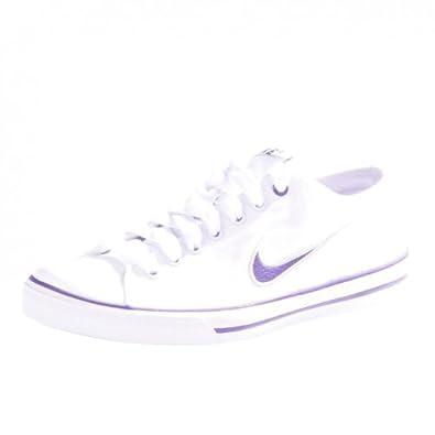 WMNS CNVS Club weiß Schuhe Nike White Purple lila Capri OnP80kw