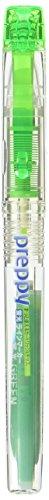 Plutinum High Lighter Preppy Fluorescent, Green (CSCQ-150-74)