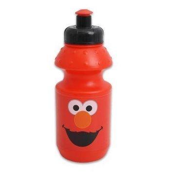 Sesame Street Elmo 15oz Pull Top Water Bottle
