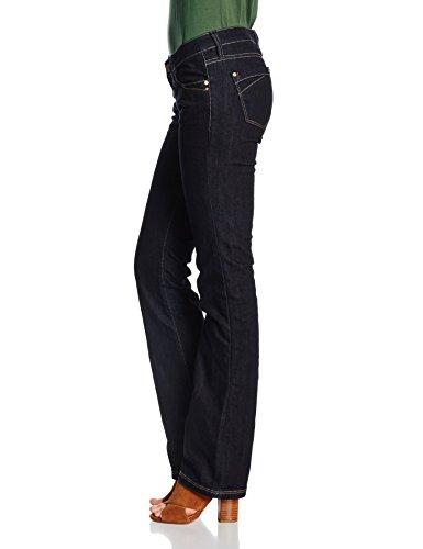 rinsed Laura Cross Bleu Femme Pantalon 444 Blau q6nH8Uw