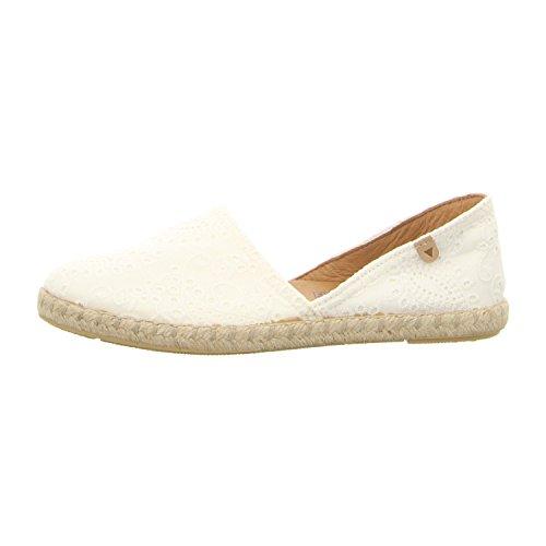 VERBENAS Women's 058scc-0009-0001 Loafer Flats White
