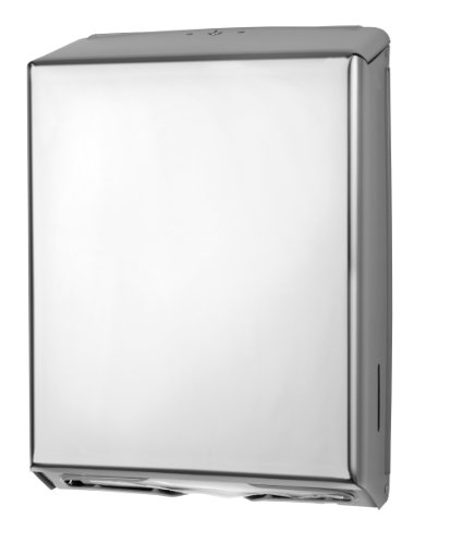 Palmer Fixture TD0170-12 Multi/C-Fold Towel Dispenser, Bright Chrome (Multi Dispenser compare prices)