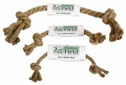 From the Field Tug-A-Hemp Dog Toy - Medium - 10mm