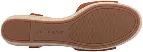 Naveah Lucky Women's Brand Espadrille Wedge Peanut Sandal AqESnqwFp