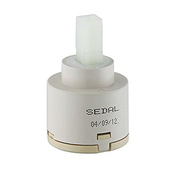 Amazon.com: KES PC1S40 Replacement Single Handle Faucet Cartridge ...