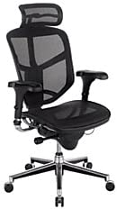WorkPro Quantum 9000 Mesh Series High-Back Executive Desk Chair