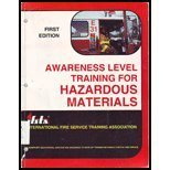 Awareness Level Training for Hazardous Materials, Wieder, Michael A. and Smith, Carol, 0879391170