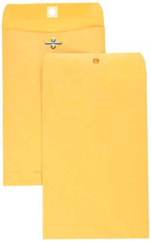 Quality Park Clasp Envelopes Inches product image