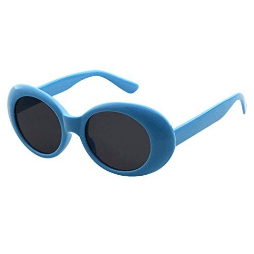 Polarizadas Vintage Estilo Inspirado Gafas Y Sol Redondo Lennon M Metálico Para Círculo De Gusspower Mujeres Retro Hombres gPd5qPw